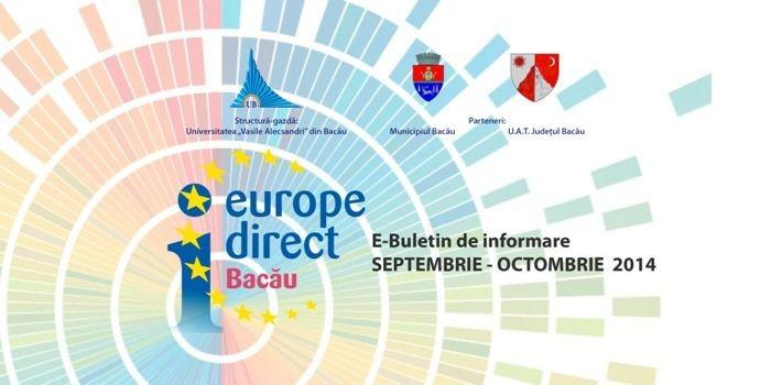 E-Buletin de informare 5/2014