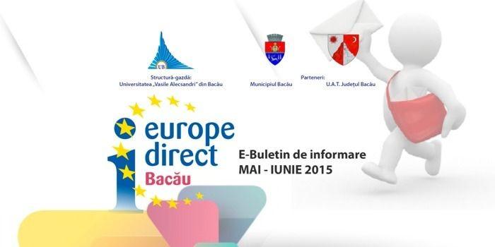 E-Buletin de informare 3/2015