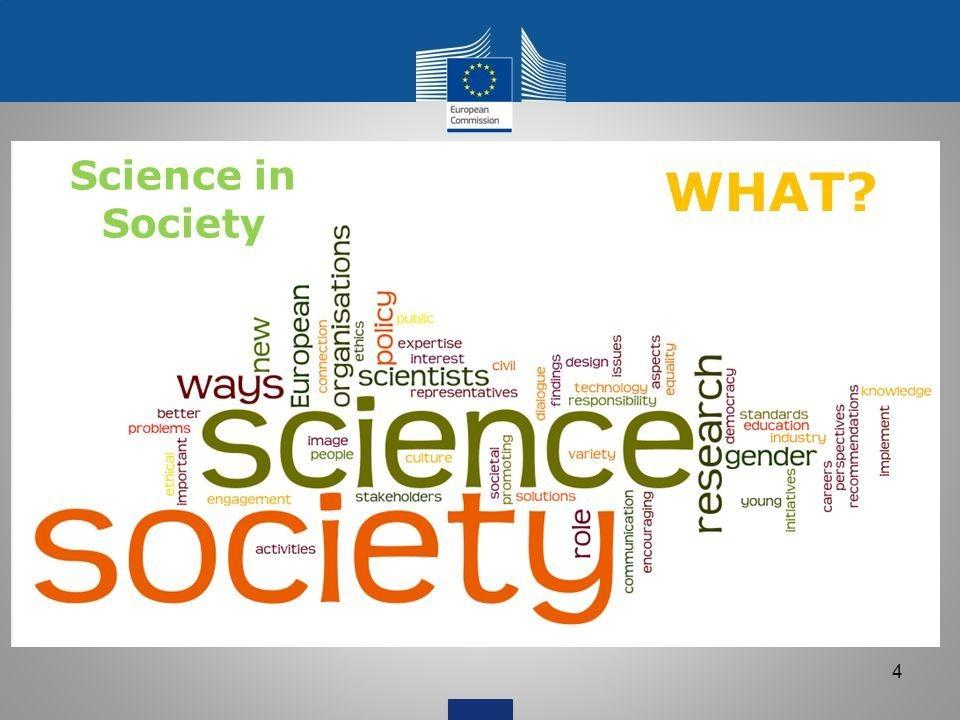 """Consultare publică privind programul de lucru aferent perioadei 2018-2020 pentru obiectivul specific """"Știința cu și pentru societate"""" din cadrul Orizont 2020"""