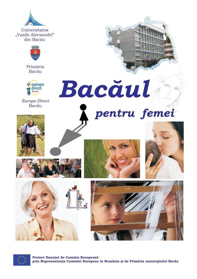 """Publicația """"Bacăul pentru femei"""" (2010)"""
