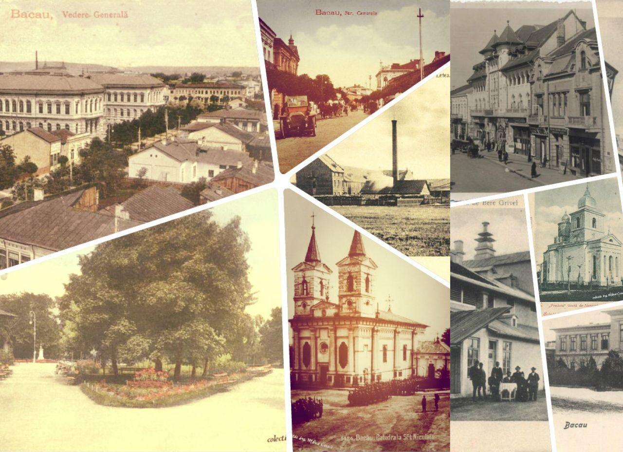 """Album foto """"Istorie, cultură şi tradiţie băcăuană în context european"""" (2014)"""