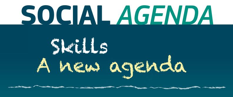 Social Agenda 45 - Skills: a new agenda (25/08/2016)