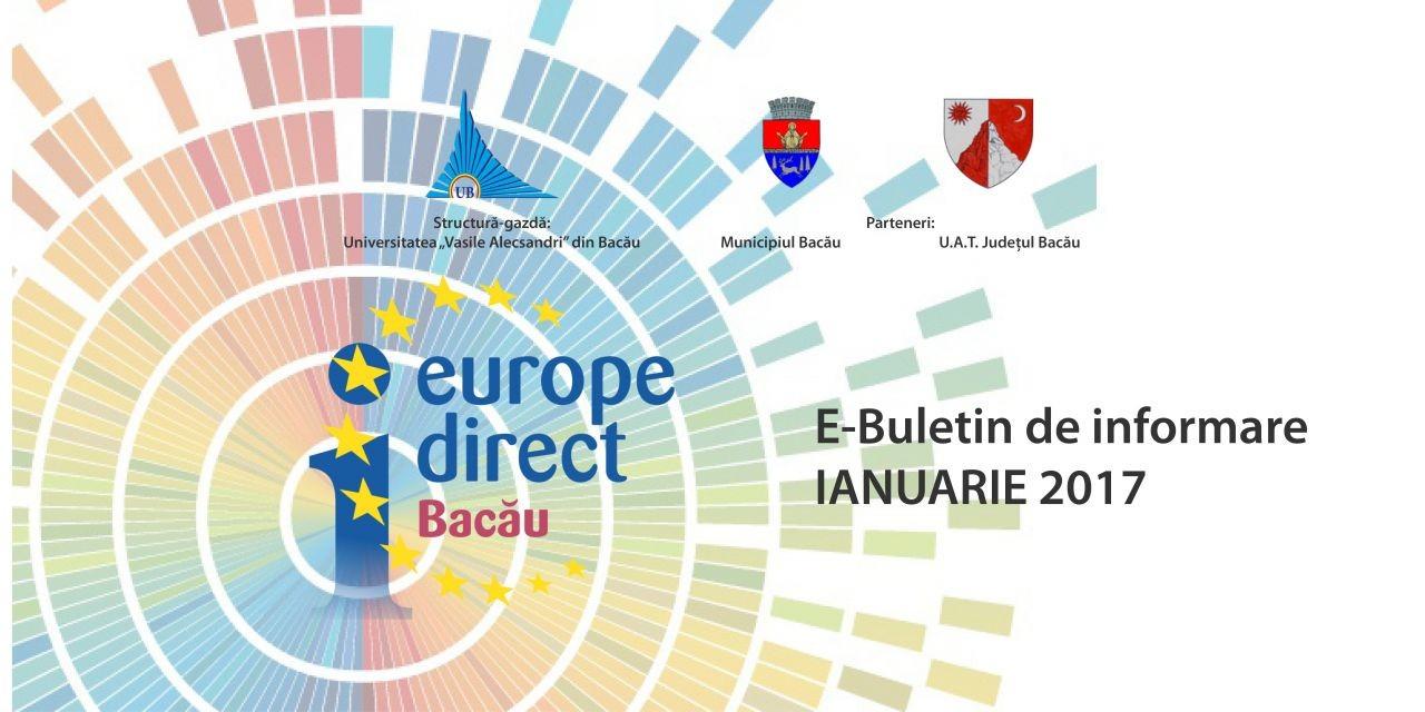 E-Buletin de informare 1/2017
