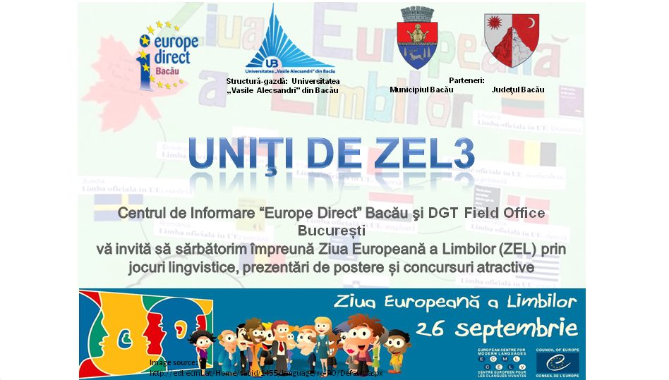 UNIȚI DE ZEL 2019 LA EUROPE DIRECT BACĂU